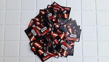 60 Tüten REWE STAR WARS COSMIC SHELLS Sammelbilder, Karten Sticker NEU