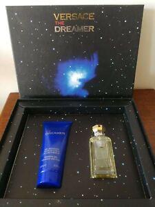 Versace The Dreamer Eau de Toilette 50 ml + Gel moussant pour le corps 100 ml