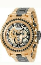 Invicta Reserve Jason Taylor LT 5.06ctw Black Spinal Subaqua Specialty  Watch