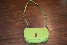 F1- Jessica Simpson Green Shoulder Bag