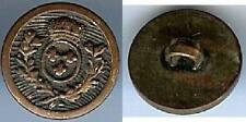 Bouton vénerie - LOUIS XVI Vénerie royale bouton de tenue garde cuivré E gilet