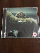 BEYONCE LEMONADE - VISUAL ALBUM CD DVD 12 TRACKS - NEW SEALED - 2016 SONY MUSIC