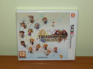 THEATRHYTHM FINAL FANTASY 3DS NUOVO SIGILLATO VERSIONE UK