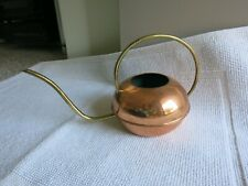 Vtg Copper Long Spout Watering Can