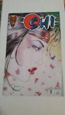 Shi: The Way of the Warrior #2 (Jun 1994, Crusade Comics) Vf+