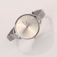 Fashion Womens Watch Ladies Analog Stainless Steel Quartz Bracelet Wrist Watch