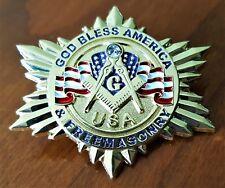 GOD BLESS AMERICA AND FREEMASONRY !                                 (MMP-GBA&FM)