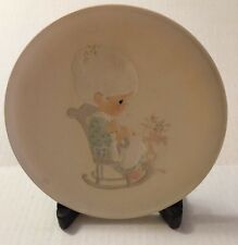 Precious Moments Plate Purr-fect Grandma Sam Butcher Numbered S