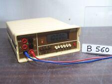 AOIP MN5121 MULTIPRECI MULTIMETRE DIGITAL MULTIMETER 4.1/2digits *B560