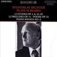 Sviatoslav Richter plays Scriabin, New Music