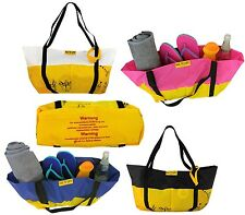 BAG TO LIFE Beach Bag Airlie Strandtasche Shopper UNIKAT Upcycling Rettungsweste