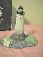 Cockspur Lighthouse Replica Georgia by Harbor Lights