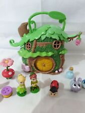 Disney Animators Collection Littles Playset Tinker Bell House.