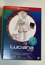 American Girl Doll Luciana Vega Space Suit 2018 Girl of The Year Retired NEW