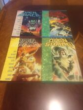 OPEN SPACE Graphic Novel No. 1-4 1989