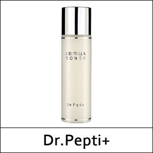 [Dr.Pepti+] Centella Toner 180ml / Sweet Korea Cosmetic SweetCorea / (1US4)