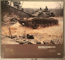 More details for warmachines no 3 military photo file m60 a3
