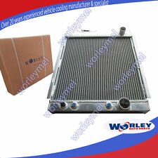 For Ford MUSTANG radiator V8 289 302 WINDSOR 1964 1965 1966 3 rows 56mm aluminum