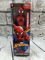 Marvel Spider-Man Titan Hero Series Web Warriors Spider-Man Figure