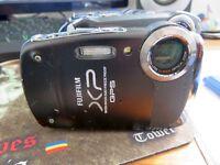 Fujifilm FinePix XP Series XP30 14.2MP Digital Camera - Black not working