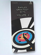The Eagles GREATEST HITS VOL.2 cd NEW LONGBOX Don Henley (long box.volume II)