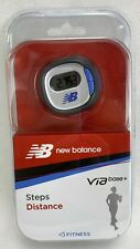 New Balance Via Base + Steps Distance Fitness Sports Monitor Pedometer New Free