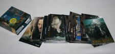 64 CARTAS, EL SEÑOR DE LOS ANILLOS TOPPS USA LORD OF RING THE RETURN OF THE KING