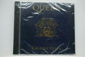 QUEEN : GREATEST HITS II  CD ALBUM - Bohemian Rhapsody - Freddie Mercury