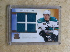09-10 The Cup Foundations Quad Jersey LOGAN COUTURE /25