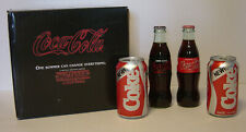 Coca-Cola Stranger Things Limited Edition Collector Pack 2 Bottle 2 Can New Coke