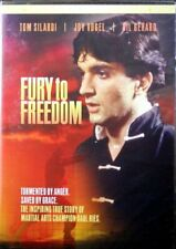 Fury To Freedom NEW Christian Inspiring True Story Martial Arts Champ Raul Ries
