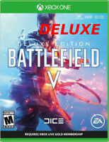 DIGITAL CODE BATTLEFIELD V 5 DELUXE EDITION XBOX ONE FULL GAME