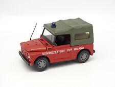 Old Cars 1/43 - Fiat Campagnola Sommozzatori VVF Milano  Pompiers