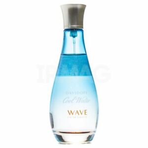Coolwater Wave by Davidoff for Women (100ML) Eau de Toilette Tester -TESTER