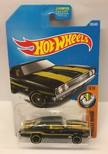 Hot Wheels '69 Dodge Charger 500 Mooneyes M Case 1969 Muscle Mania Die Cast Car