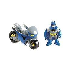 Imaginext Vehicle Comic Book Heroes Action Figures