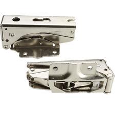 Hettich 3362 3363 5.0 Type Integrated Fridge Freezer Door Hinges Left Right Pair