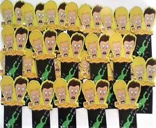 $1.95 FOR 100..!!  BEAVIS & BUTTHEAD BOOKMARKS..LAUGHS AND GIFTS BOOK FRIENDS..