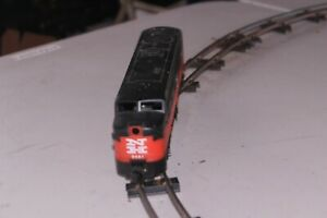 American Models S Gauge New Haven Alco FA-2 Diesel Locomotive #401 (Auction#31)