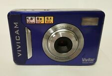 vivitar digital vivitar vivicam 5 9 9x digital zoom cameras ebay rh ebay com vivitar vivicam 5022 manual Vivitar Camera Manual
