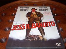 Jess il Bandito Fox  Dvd ..... Nuovo