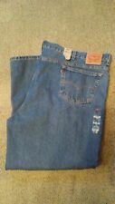 Levis 560 Mens Comfort Jeans Size 58x32