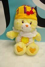 "Care Bear Yellow Joker Plush 13"""