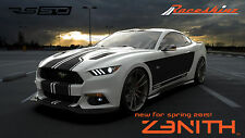 NEW - Raceskinz® 2015 Mustang  Stripe Kit RS50 ZENITH(TM) Edition VPK