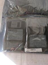 Hp 3 Floppy Disks 16500-13570 & 13571 & 13572