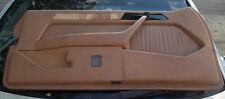 MERCEDES BENZ  W124 - CE - COUPE - 300CE - LEFT FRONT DOOR INSIDE PANEL PALOMINO