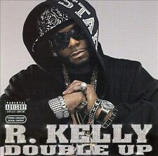 R. Kelly - Double Up - Explicit CD - 18 SONGS