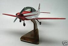 Super-150 Glos-Airtourer Airplane Desk Wood Model Small New