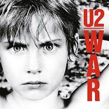 U2 War REMASTERED Gatefold UNIVERSAL-ISLAND RECORDS New Sealed Vinyl Record LP