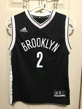 YOUTH ADIDAS BROOKLYN NETS KEVIN GARNETT JERSEY #2  Youth Small Rare
